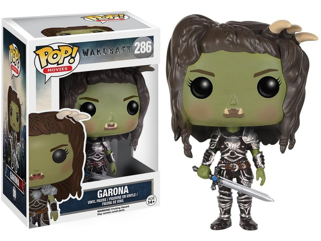 Funko POP! Movies: Warcraft - Garona Pop - [barcode] - Dragons Trading