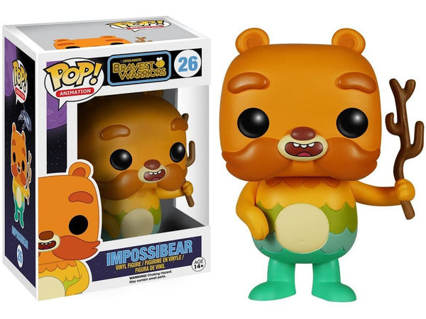 Bravest Warriors - Impossibear Pop - [barcode] - Dragons Trading