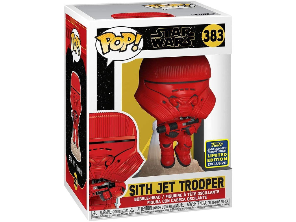 Star Wars: Rise of Skywalker - Sith Jet Trooper (2020 Summer Con)