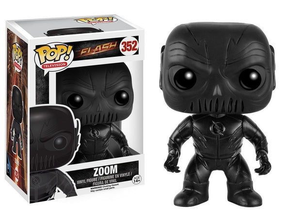 Funko POP TV: The Flash Zoom Action Figure - Dragons Trading