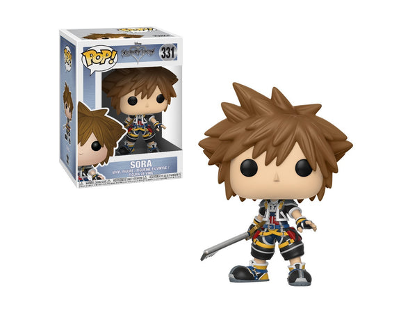 Funko Pop Disney: Kingdom Hearts-Sora Collectible Vinyl Figure - Dragons Trading