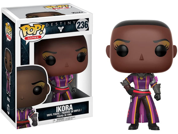 Funko POP! Games: Destiny- Ikora Pop - [barcode] - Dragons Trading