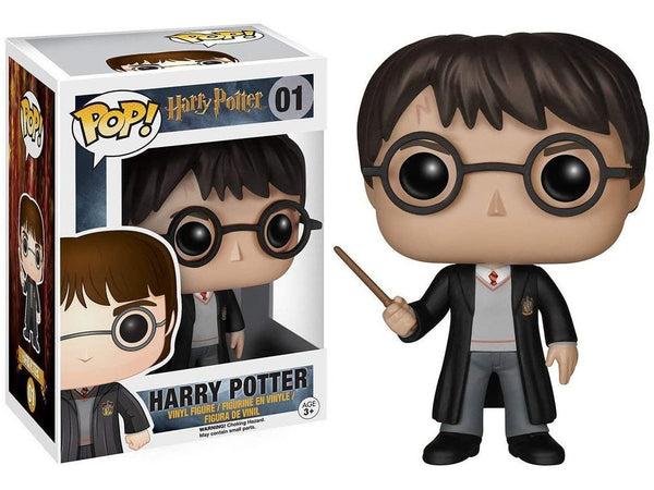 Harry Potter - Harry Potter Pop - [barcode] - Dragons Trading