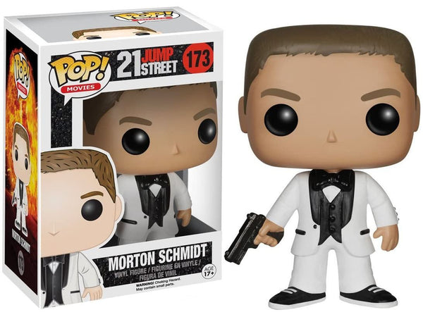 Funko POP Movies: 21 Jump Street Morton Schmidt Pop - [barcode] - Dragons Trading