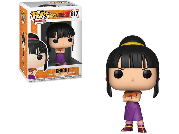 Dragon Ball Z - Chi Chi Pop - [barcode] - Dragons Trading