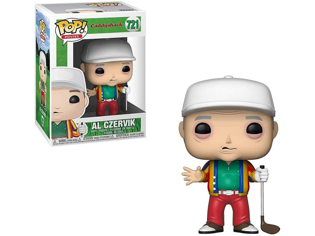 Funko POP! Movie: Caddyshack - Al Pop - [barcode] - Dragons Trading