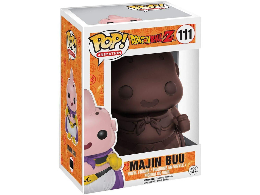 Dragon Ball Z - Majin Buu (Chocolate) (Convention Exclusive) - [barcode] - Dragons Trading