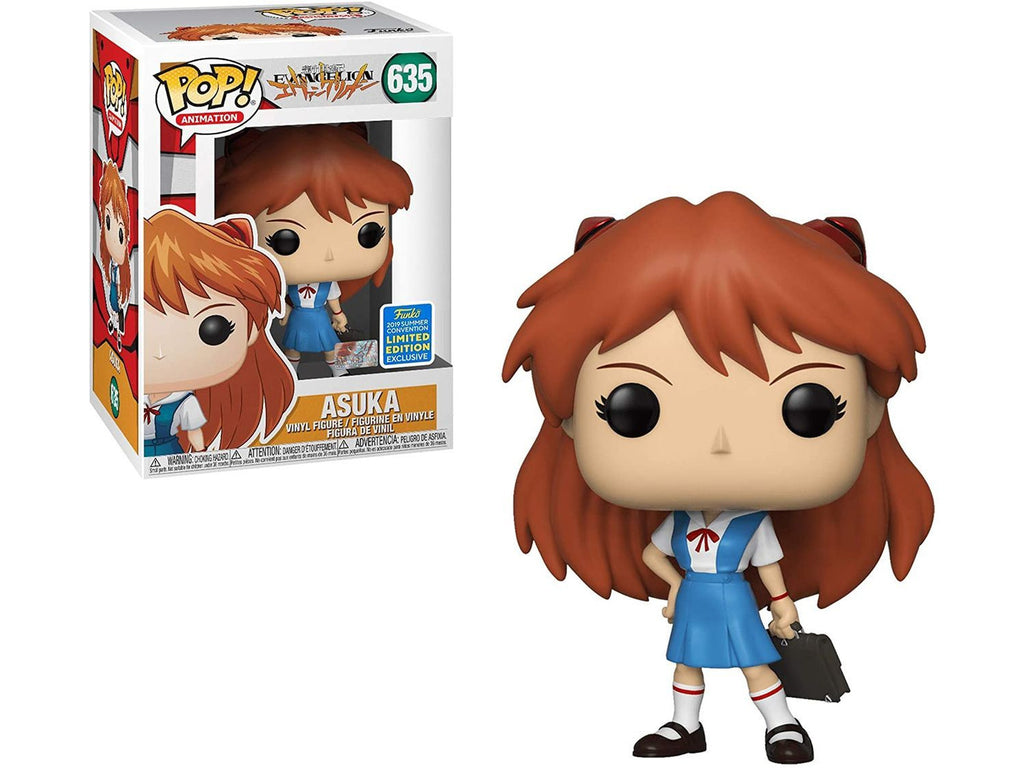 Neon Genesis Evangelion - Asuka Pop (Hot Topic 2019) - [barcode] - Dragons Trading
