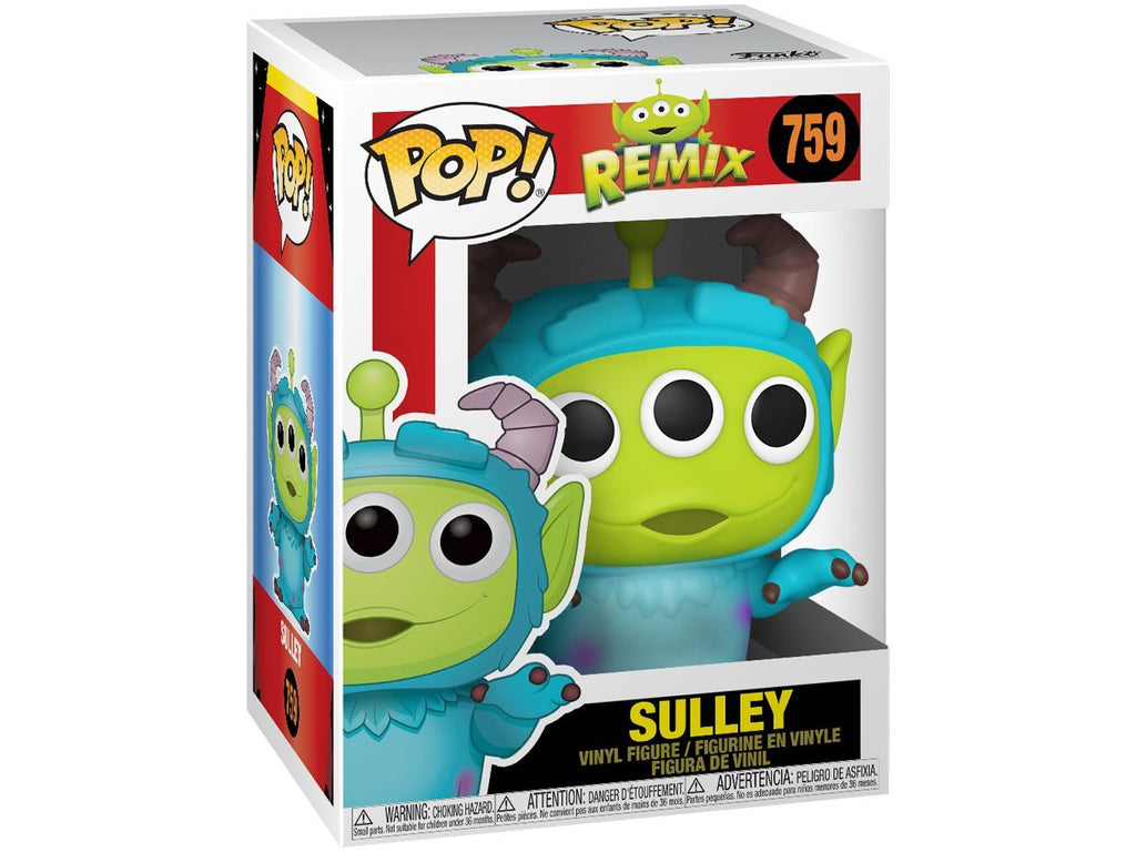 Disney: Pixar Alien Remix - Sulley Pop