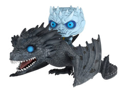 Game of Thrones: Night King on Dragon Vinyl Figure Release: February 2018