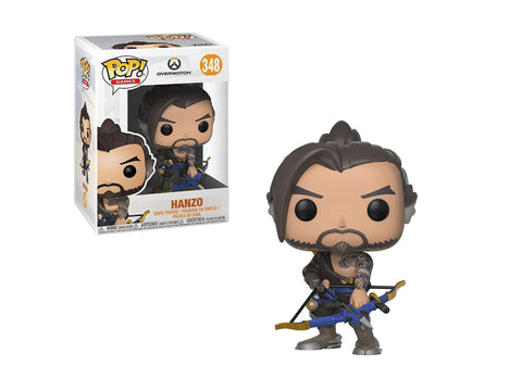 Funko Pop Games: Overwatch - Hanzo