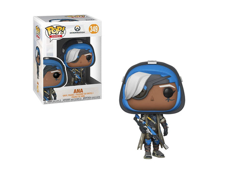 Funko Pop Games: Overwatch - Ana Collectible Figure