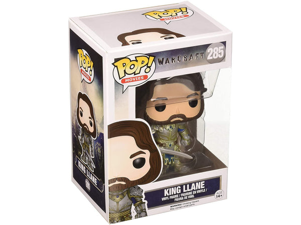 Funko POP! Movies: Warcraft - King Llane Pop - [barcode] - Dragons Trading