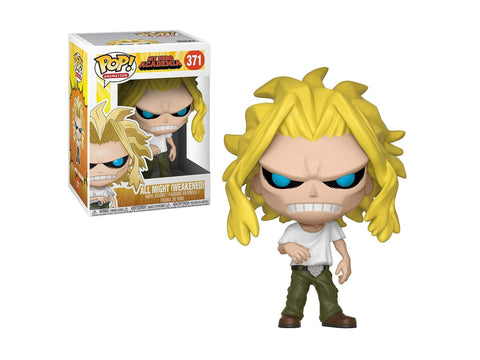 Funko POP! Animation: My Hero Academia - All Might Collectible Figure