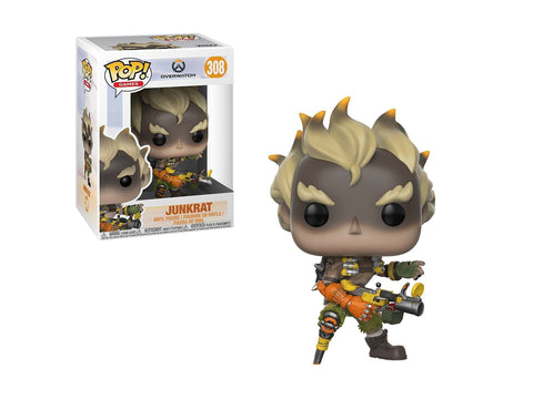 Funko Pop Games: Overwatch-Junkrat