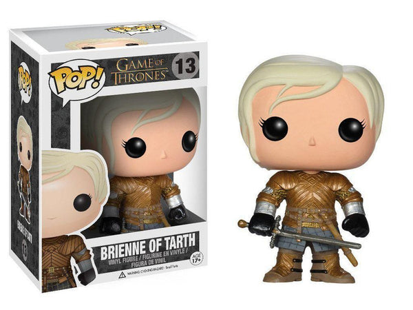 Funko POP! TV: Game of Thrones - Brienne of Tarth - [barcode] - Dragons Trading