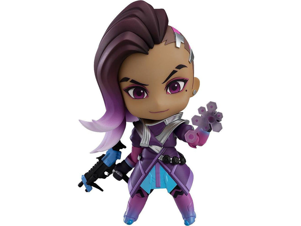 Nendoroid: Overwatch - Sombra Classic Skin Edition - [barcode] - Dragons Trading
