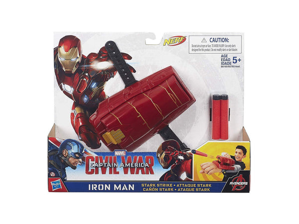 Marvel Captain America: Civil War: Iron Man Stark Strike - [barcode] - Dragons Trading