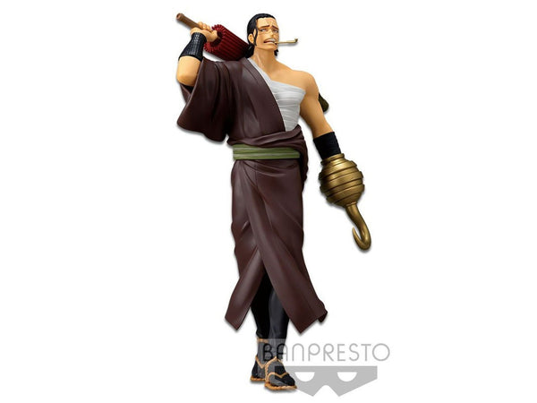 One Piece Treasure Cruise World Journey vol.3 Crocodile Figure - [barcode] - Dragons Trading