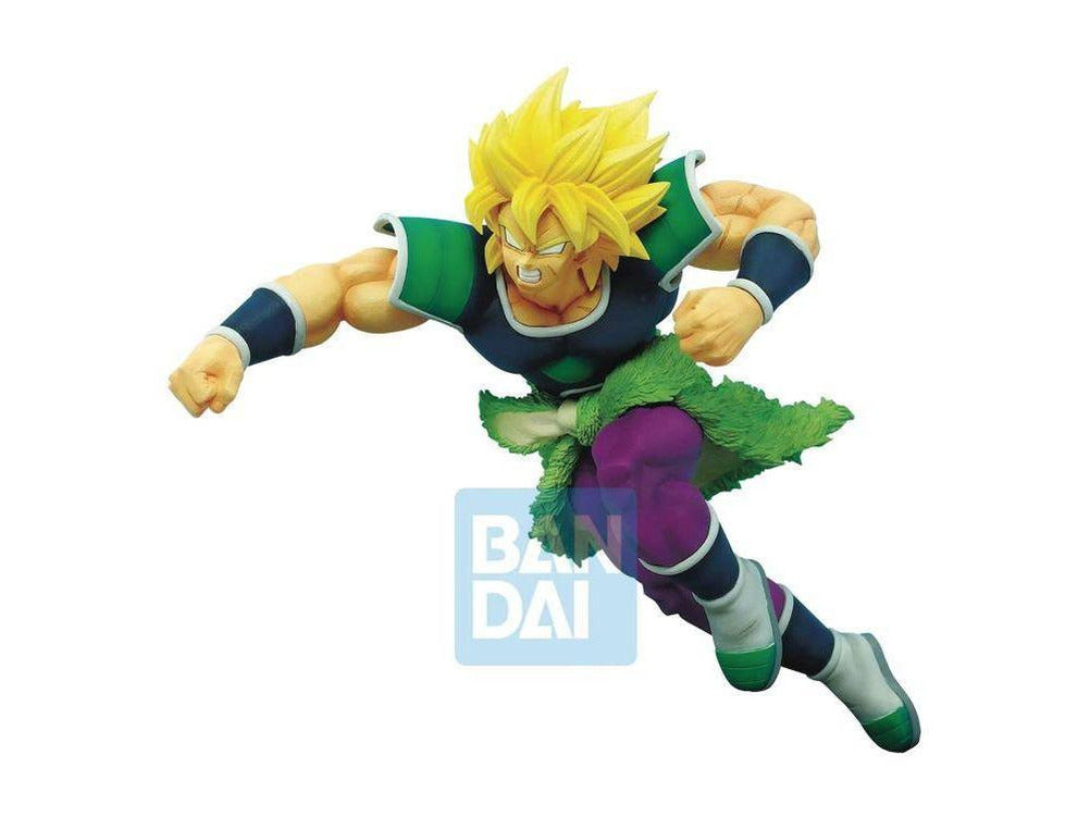 Dragon Ball Super - Super Saiyan Broly Z-Battle Figure - [barcode] - Dragons Trading