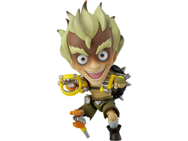 Nendoroid: Overwatch - Junkrat Classic Skin Edition - [barcode] - Dragons Trading