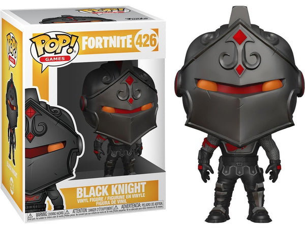 Funko Pop Fortnite-Black Knight - [barcode] - Dragons Trading
