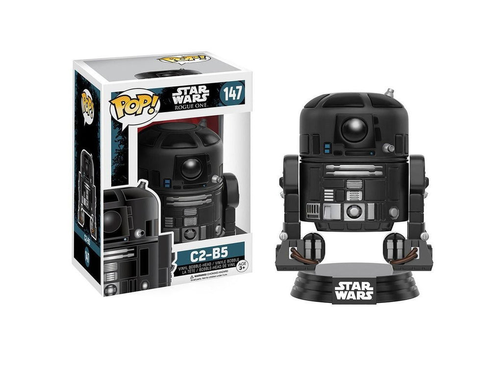 Star Wars: Rogue One C2-B5 Vinyl Figure - [barcode] - Dragons Trading