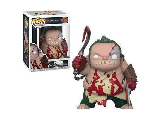 Dota 2: Pudge w/ Cleaver Pop Vinyl Figure - [barcode] - Dragons Trading