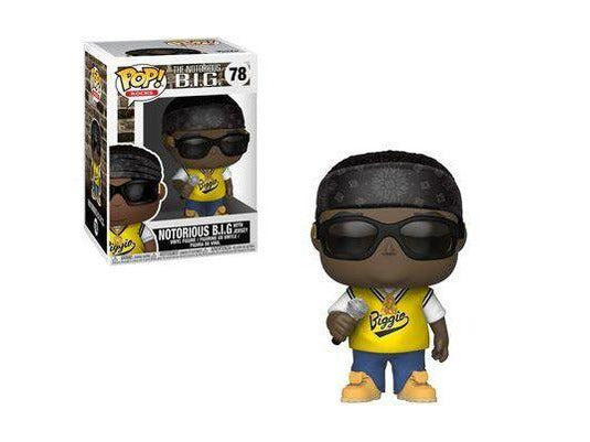 Pop Rocks: Notorious B.I.G Pop Vinyl Figure (Juicy)