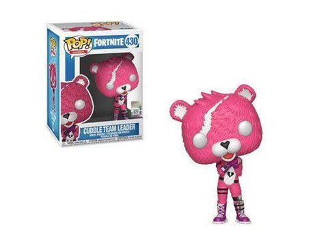 Funko Pop! Games: Fornite Cuddle Team Leader