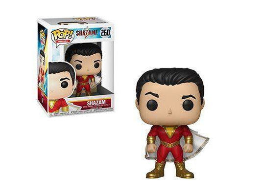 Shazam Movie: Shazam Pop Vinyl Figure - [barcode] - Dragons Trading