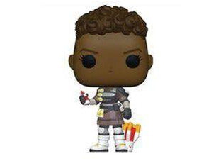 Apex Legends: Bangalore Pop Figure Oct - [barcode] - Dragons Trading