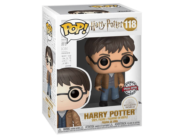 Harry Potter: Harry Potter (Two Wands)(Special Edition) Pop