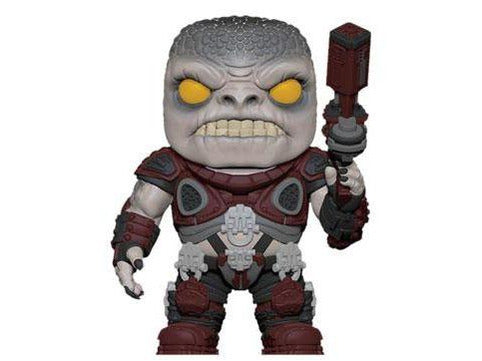 Funko Pop Games: Gears of War S3 - Boomer - [barcode] - Dragons Trading