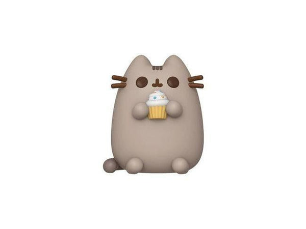 [Pre-Order] Pusheen: Pusheen w/ Cupcake (Special Edition) Pop - [barcode] - Dragons Trading