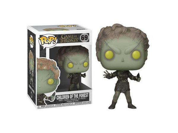 Funko POP! TV: Game of Thrones - Children of the Forest Pop - [barcode] - Dragons Trading