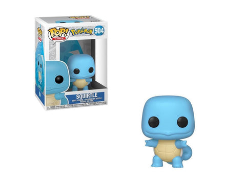 Pokemon: Squirtle Pop Vinyl Figure