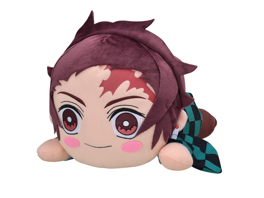 "[Preorder] Demon Slayer: Kimetsu no Yaiba MEJ Lay-down Plush ""Kamado Tanjiro"" - [barcode] - Dragons Trading"