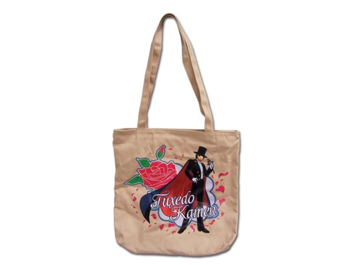 Great Eastern Sailormoon Tuxedo Kamen Tote Bag