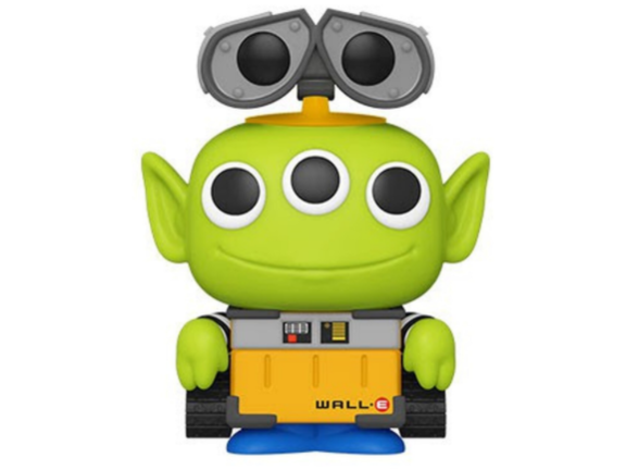 POP Disney: Pixar: Alien Remix Wall-E
