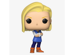 Dragon Ball Z: Android 18 Pop Vinyl FIgure