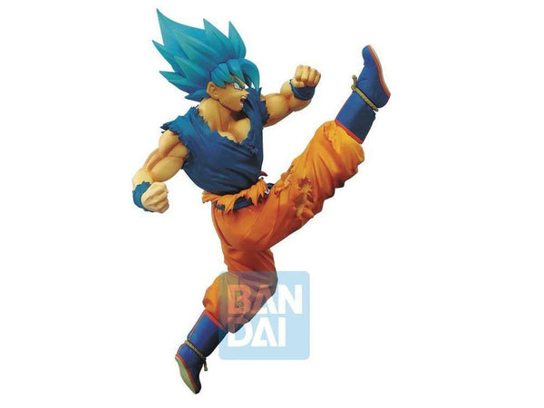 Dragon Ball Super - Super Saiyan God Super Saiyan Goku Z-Battle Figure - [barcode] - Dragons Trading