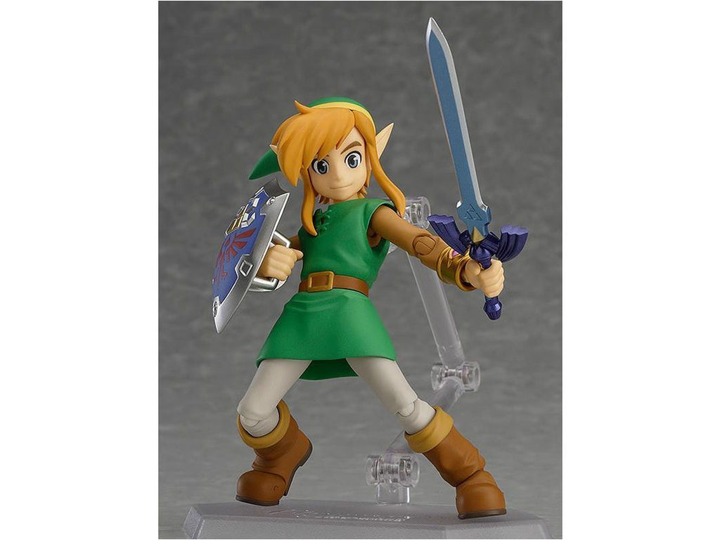Figma: Legend of Zelda: A Link Between Worlds - Link - [barcode] - Dragons Trading