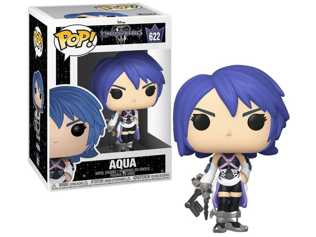 Disney: Kingdom Hearts 3 - Aqua - [barcode] - Dragons Trading