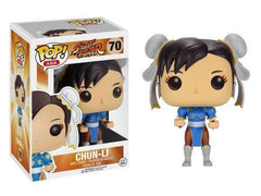 Street Fighter Chun-Li POP Vinyl Figure