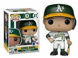 Funko POP! MLB Stars: Athletics - Khris Davis Pop - [barcode] - Dragons Trading