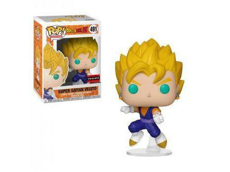 Dragon Ball Z: Super Saiyan Vegito POP! Vinyl Figure (AAA Anime Exclusive) (RESTOCKED!) - [barcode] - Dragons Trading