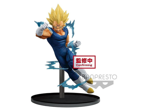 Dragon Ball Z Dokkan Battle Collab Majin Vegeta Figure