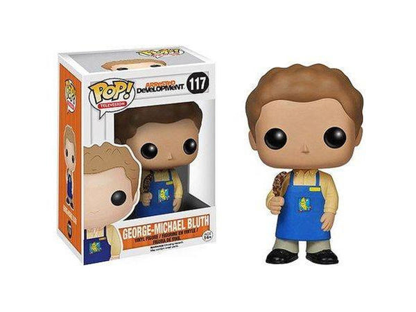 Funko POP! TV: Arrested Development - George Michael Bluth Pop - [barcode] - Dragons Trading