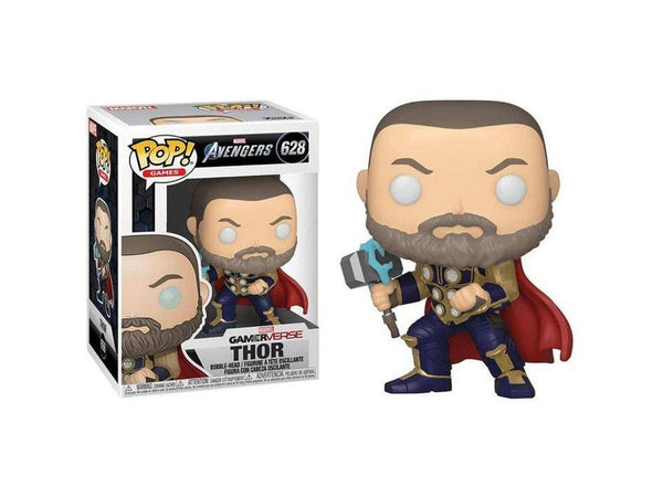 Avengers Game: Thor (Stark Tech Suit) Pop - [barcode] - Dragons Trading